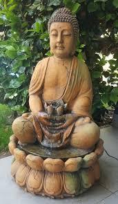 thai lotus buddha and base large