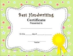Fillable Certificates End Of The Year Awards Superlatives 30 Cute Fillable Editable