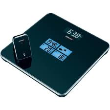 Black Bathroom Scales Digital Bathroom Scales Korona 74269 Weight Range150 Kg Black