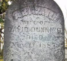 Abigail Morton Dunning (1806-1887) - Find A Grave Memorial