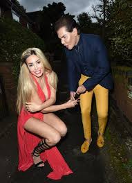 EXCLUSIVE: Ex On The Beach star Laura Alicia Summers almost pops out of her  dress as she enjoys a night out in Manchester with Rodrigo Alves - OK!  Magazine