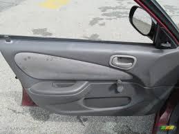 1998 Chevrolet Prizm Standard Prizm Model Gray Door Panel Photo ...