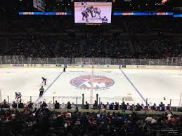 Nassau Coliseum Seating Chart Hockey Nassau Coliseum Section 117 Hockey Seating Rateyourseats Com