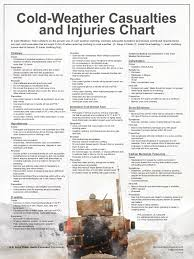 Cold Weather Injuries Poster