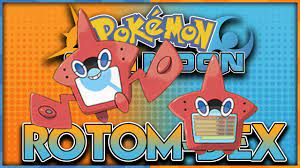 ROTOM POKEDEX INFO FOR POKEMON SUN AND MOON! SUN AND MOON THEORY AND  DISCUSSION! - YouTube