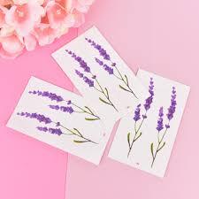 1 шт для женщин цветочная вода передачи поддельные флеш тату водонепроницаемый