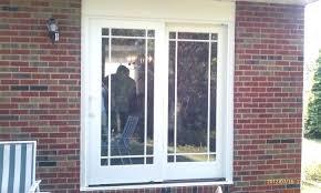 sliding glass door menards french doors for inspiring glass door design ideas sliding glass door lock menards