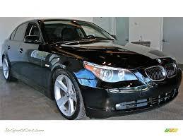 BMW 5 Series 2005 bmw 5 series 545i : 2005 BMW 5 Series 545i Sedan in Jet Black - N66550   Jax Sports ...