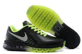 nike running shoes 2014 men black. shoes on; nike air max 2014 mens leather blackgreen,nike clearance,nike roshe two cheap, running men black l
