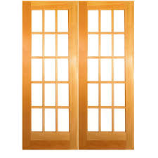 Lowes Wood Exterior French Doors