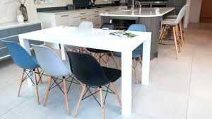 medium size of round white gloss dining table and chairs oval extending fern 6 area hallway