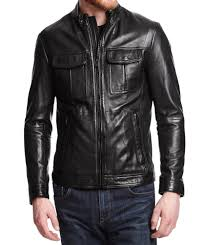 fusion men classic leather jackets1
