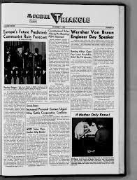 Wernher Von Braun Engineer Day Speaker