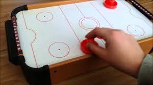 Mini Air Hockey Table