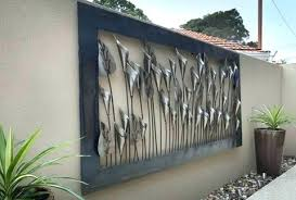 outdoor wall hangings outdoor wall hangings metal extra large outdoor metal wall art magnificent hangings brilliant
