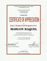 Certificate Of Recognition Wordings Sample Certificate T On Free Sample Certificate Appreciation