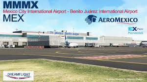 Mmmx Airport Charts Scenery Review Mmmx Mexico City International By