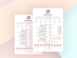 Creative Resume Builder By RealTimecv Dribbble Best Creative Resume Builder
