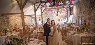 Barn Wedding Reception In West Sussex Upwaltham Barns