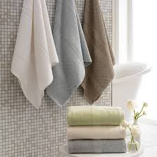 Hanging Bathroom Towel Designs decorating with towels in bathroom