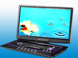 17 Inch big Portable DVD Player with TV, VGA, Card Reader, USB (PDVD-1718) Big Dvd With Tv,Vga,Card Reader,Usb (pdvd