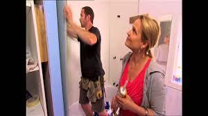 Waterproof wall panelling - YouTube