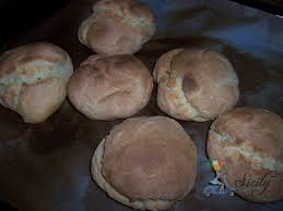 Pagnotte Italian Bread Rolls An American In Sicily