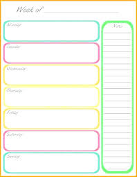 Blank Weekly Calendar Blank Calendar May Weekly Template Pdf Free Printable 3
