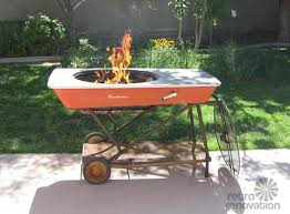 kenmore bbq. vintage-kenmore-grill kenmore bbq