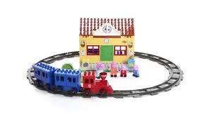 <b>BIG</b> 57079 - <b>Конструктор</b> игровой Железнодорожная станция ...