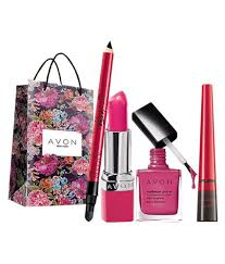 avon all in one makeup giftset set of 5 avon all in one makeup giftset set of 5 at best s in india snapdeal