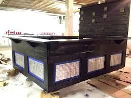 diy king platform bed with storage king size pallet bed frame popular of king size platform