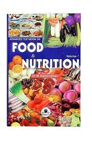 food nutrition book volume i by dr m sawaminathan adv