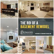 roi of a basement remodel chicago