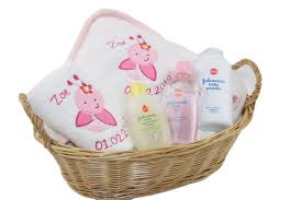 hooded towel baby gift basket shower baskets for pictures