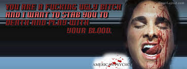 American Psycho Quotes Unique 48 American Psycho Quotes My Fav Black Comedy Horror Film