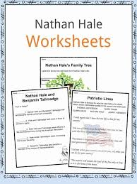 Nathan Hale Facts, Worksheets, Information & Biography For Kids