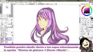 Hair Style Anime tutorial pelo al estilo mangaanimehair tutorial mangaanime 6384 by wearticles.com