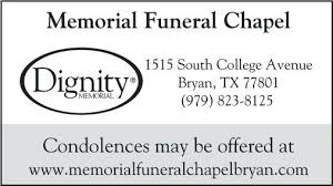 Thompson, Berniece   Obituaries   theeagle.com