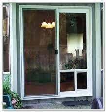sliding glass door lock staggering sliding glass door dog door for sliding glass door at