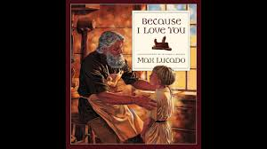 Traveling Light Max Lucado Youtube Because I Love You By Max Lucado