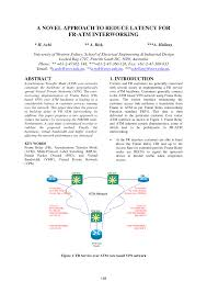 pdf a novel approach to reduce latency for fr atm interworking