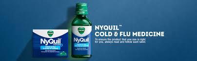 Vicks Nyquil Cold Flu Liquid