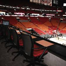 Aaa Seating Chart View Miami Heat Premium Seating Miami Heat