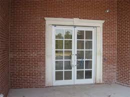 white exterior french doors. White French Doors Exterior