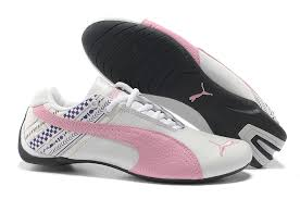 puma shoes pink and white. puma shoes women | authentic 106 white pink (e587t) and