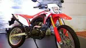 motor trail crf150l bisa diboyong tanpa perlu inden