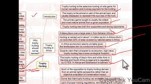 upsc essay mind maps trophy hunting  upsc essay mind maps trophy hunting 1 2017