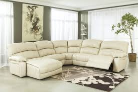 leather sofa recliner unique white leather recliner sofa set radiovannes