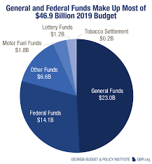 Georgia State Budget Overview For Fiscal Year 2019 Georgia